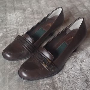 A2 by Aerosoles Slide on Heeled Loafers